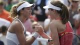 Мугуруса отпадна в най-дългия мач в историята на женския тенис