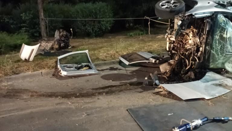 Трима души са загинали в катастрофа край Варна