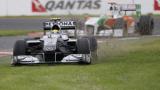 Mercedes GP задържа и Нико Розберг