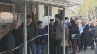 Спад на активността в Бурса, гласуваха 5127 души