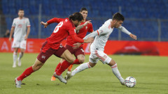 Швейцария и Украйна няма да играят по план, мачът беше отложен