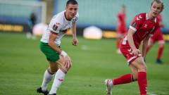 Недялков отпада за мача с Литва заради терена