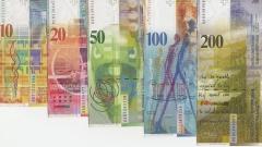 Швейцарският франк скочи заради геополитическата несигурност