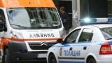 Катастрофа блокира движението по пътя за Гърция край Кресна