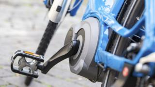 С електрически велосипед до Витоша