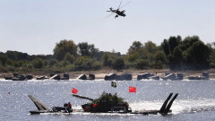 Китай и Русия със съвместни военни учения