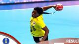 Дамският отбор на Ангола изненада Словения на Световното по хандбал