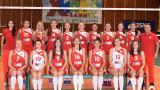 Волейболистките на ЦСКА започнаха с успех втория полусезон от шампионата