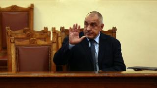 """Борисов разясни визитата си във ВСС - """"Станах, отидох, обясних и си отидох"""""""