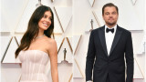 Леонардо ди Каприо, Камила Мороне и първата им поява като двойка на Оскари 2020