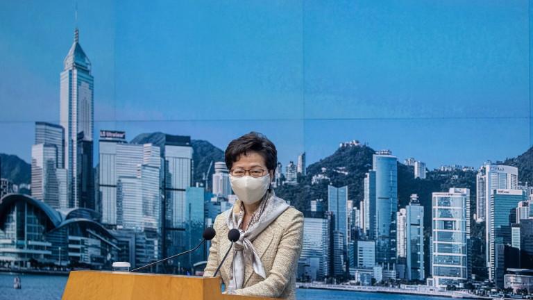 Новият закон за националната сигурност на Китай за Хонконг е