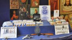 Задържаха 16 души от престъпна група в България и Испания