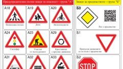 Учениците в клас ще учат правилата движението по пътищата