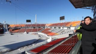 Южна Корея разрушава олимпийския си стадион за $100 милиона, строен специално за игрите