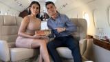 Кристиано Роналдо, Джорджина Родригес и новият им повод за радост