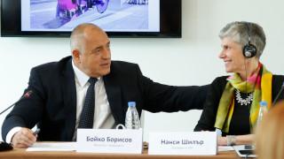 Борисов обеща 16 млн. лв. за Пловдив - Европейска столица на културата