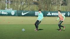 17-годишен българин тренира с Вердер (Бремен)