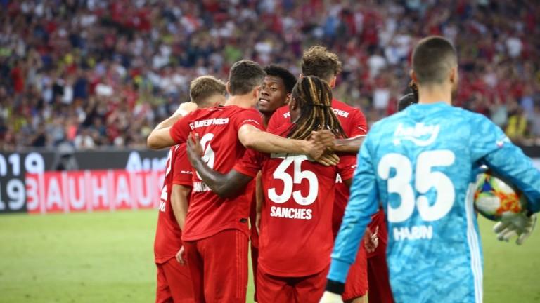 От Байерн се похвалиха с рекордни приходи за сезон 2018/19