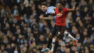 Манчестър Сити - Манчестър Юнайтед 0:0, спасяване на Де Хеа!