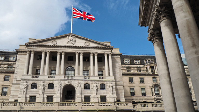 Банката на Англия ще трябва да налее пари в икономиката при Брекзит без сделка