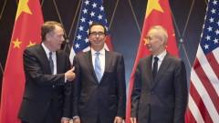 САЩ и Китай подновяват търговските преговори през октомври