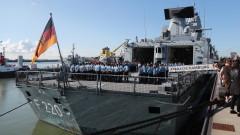Турция попречи на Германия да провери товарен кораб за Либия
