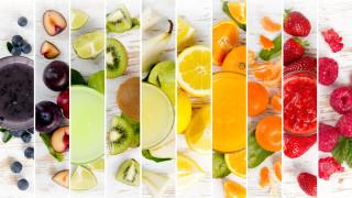 Разликите между плодовете и техният сок