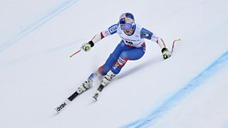Линдзи Вон спечели двете спускания в Гармиш-Партенкирхен