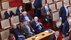 """НС провежда дебатите по петия вот на недоверие към кабинета """"Борисов-3"""""""