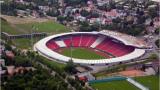 Цървена звезда строи нов стадион