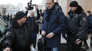 Русия осъдена да плати 63 хил. евро обезщетение на опозиционера Навални
