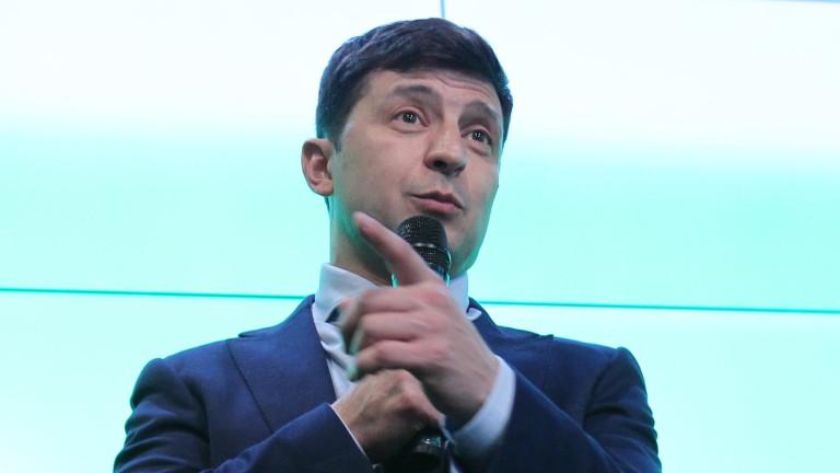 Зеленски отвял Порошенко с близо 1,7 млн. гласа