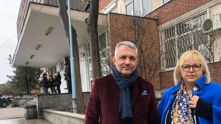 Хаджигенов: Разговаряме с ИТН и ДБ отдавна, но Слави мълчи