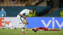 Кристиано Роналдо: Португалия ще се върне по-силна