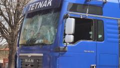 Инцидент затрудни движението по пътя Мездра-Ботевград