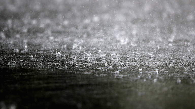 Пак дъжд и слънце