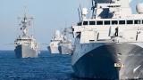 Русия мобилизира ударни корабни групи заради учения на НАТО в Черно море