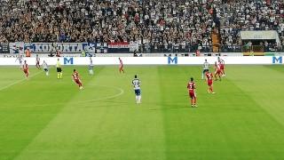 Осиек - ЦСКА 1:0, дузпи ще решат победителя от сблъсъка