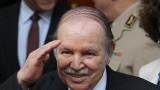 Тридневен траур в Алжир за Бутефлика