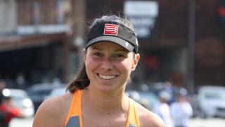 Антония Григорова - първата жена, която пробяга Ком-Емине (ВИДЕО)