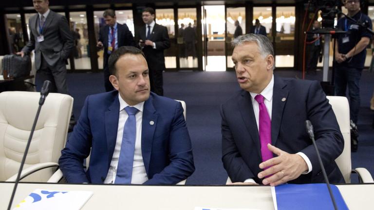 Ирландия: Преговорите за Брекзит може да пропаднат заради спора за границата