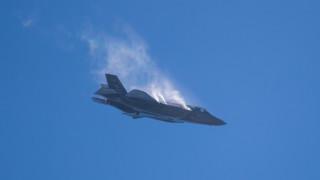 Япония издирва изгубен F-35