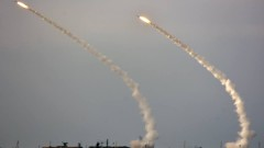 Украйна изстрелва ракети на границата с Крим