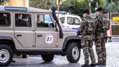 Арестуваха мъж за атаката срещу френски войници