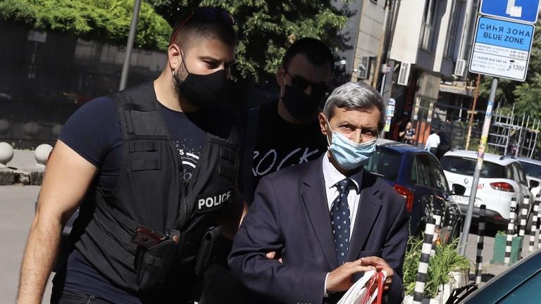 Доведоха съветника на президента по сигурността и отбраната Илия Милушев