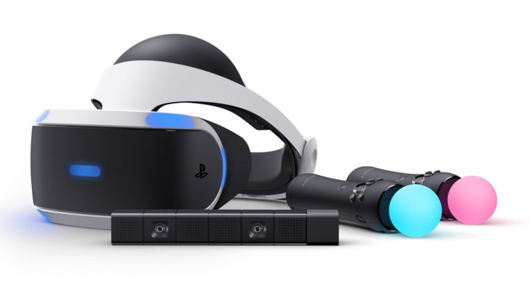Sony патентова нови контролери за PSVR