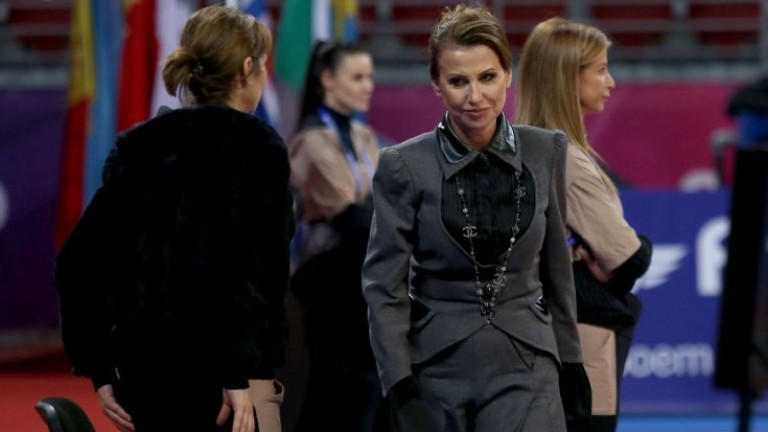 Илиана Раева: Пандемията е огромно изпитание за нашите гимнастички