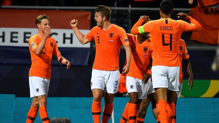 Матайс Де Лихт: Може би не е моментът за мой трансфер в Барселона..