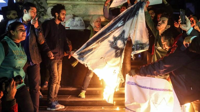 Светът обезпокоен от решението на Тръмп за Йерусалим