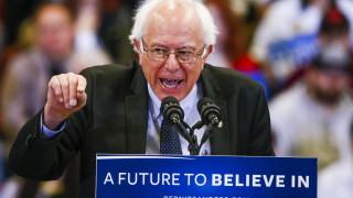 Бърни Сандърс събра $4 млн. за 12 часа след стартирането на кампания 2020